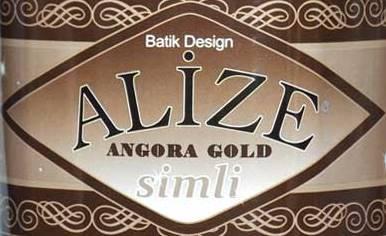 Alize Angora Gold Simli Batik