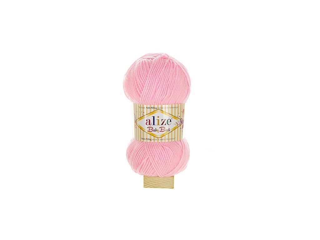 Baby Best světlejší růžová 185
