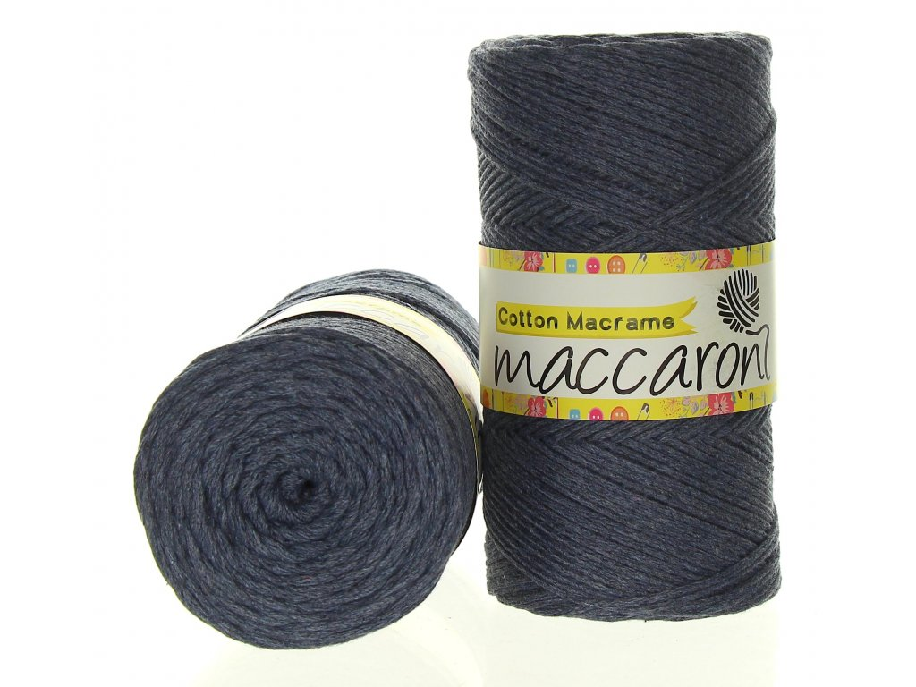 COTTON MACRAME 34 204