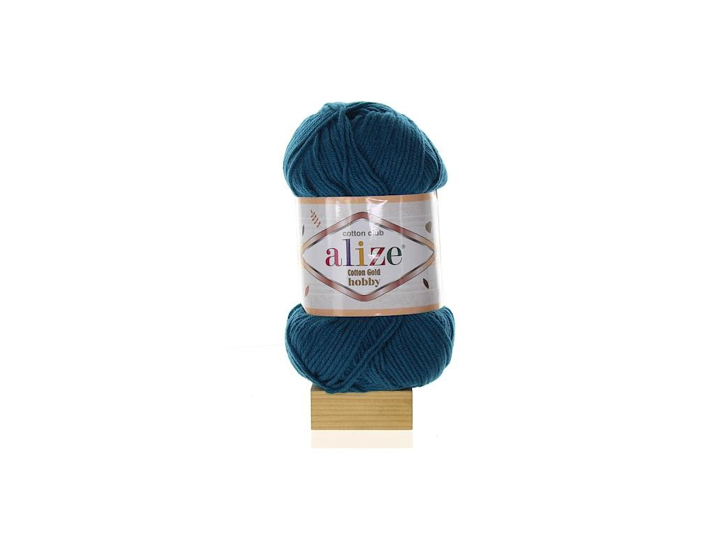 COTTON GOLD HOBBY 17