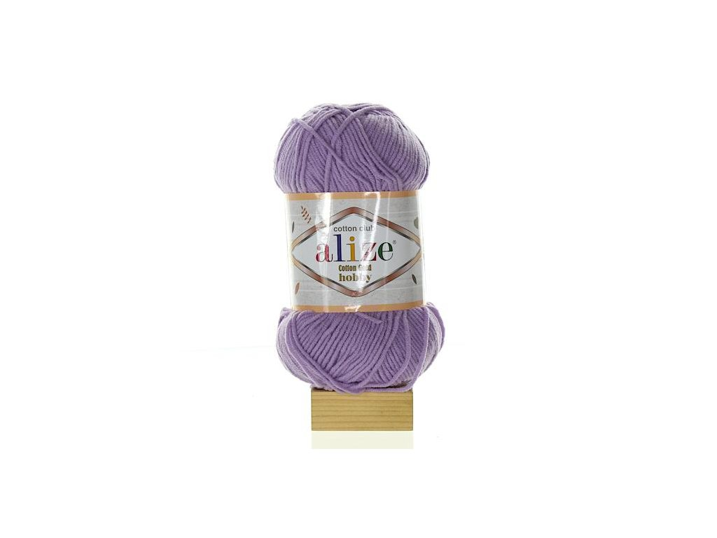 COTTON GOLD HOBBY 166