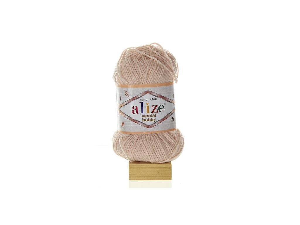 COTTON GOLD HOBBY 382
