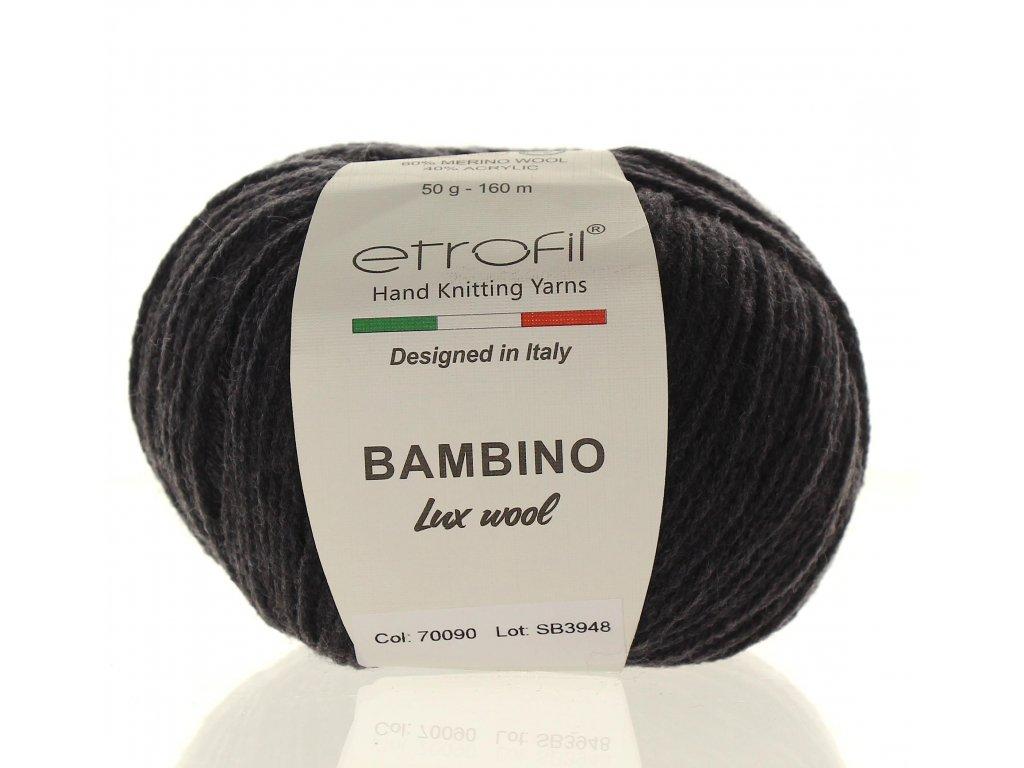 BAMBINO LUX WOOL 70090