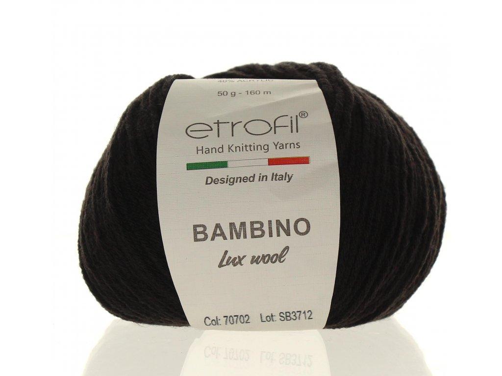 BAMBINO LUX WOOL 70702