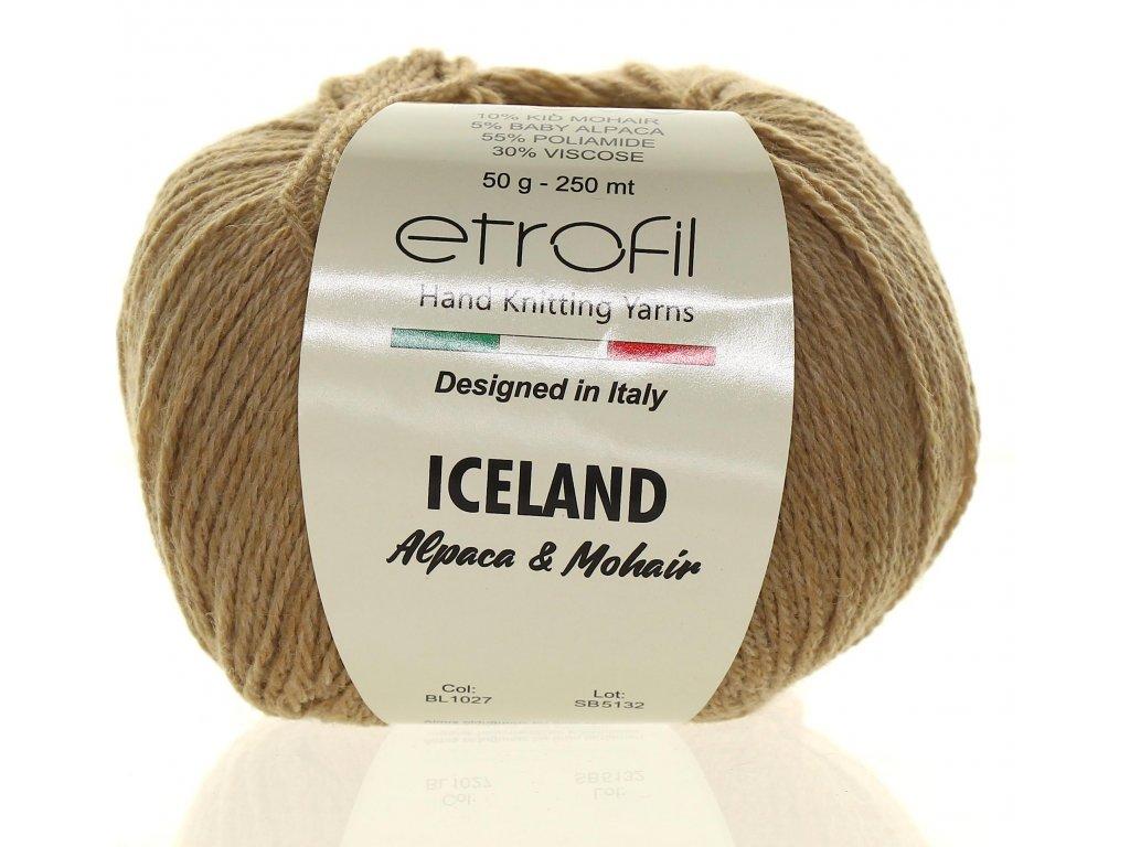 ETROFIL ICELAND BL1027