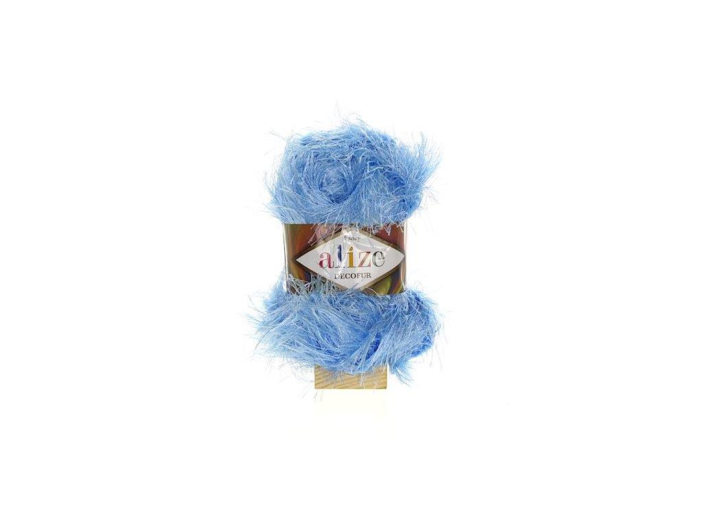 Decofur modrá 40