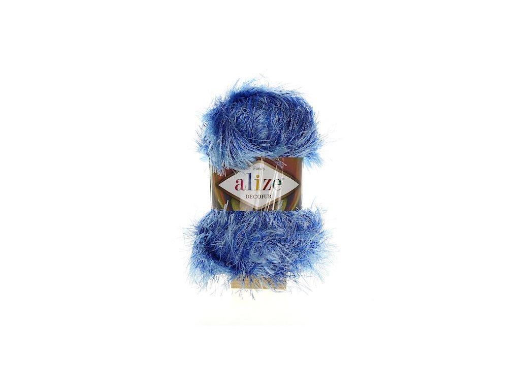 Decofur světle modrá 1370