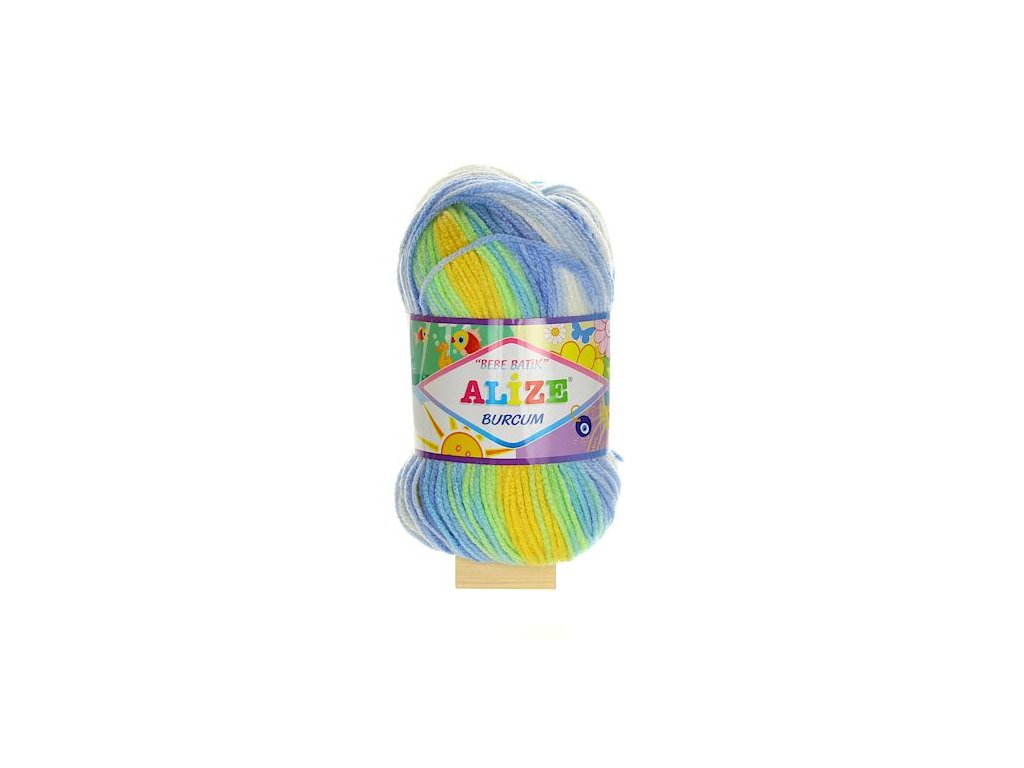 Alize Burcum Bebe Batik 4408