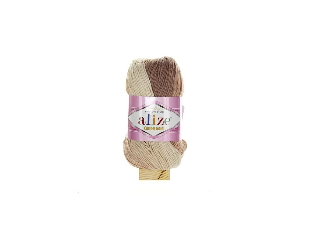 Alize Cotton Gold Batik 1815