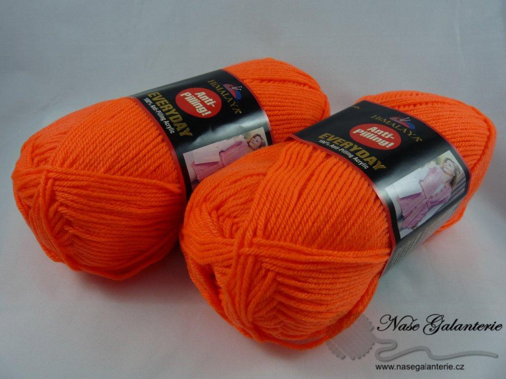Everyday neon oranžová 70051