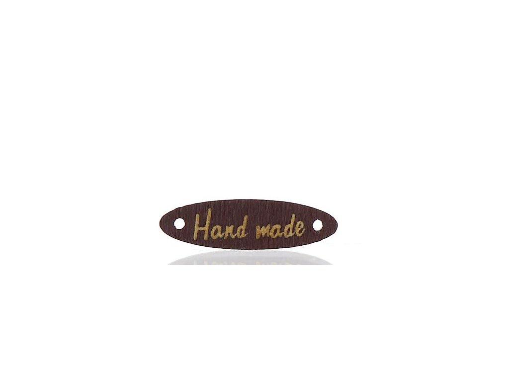 70065 HAND MADE ELIPSA HNEDY
