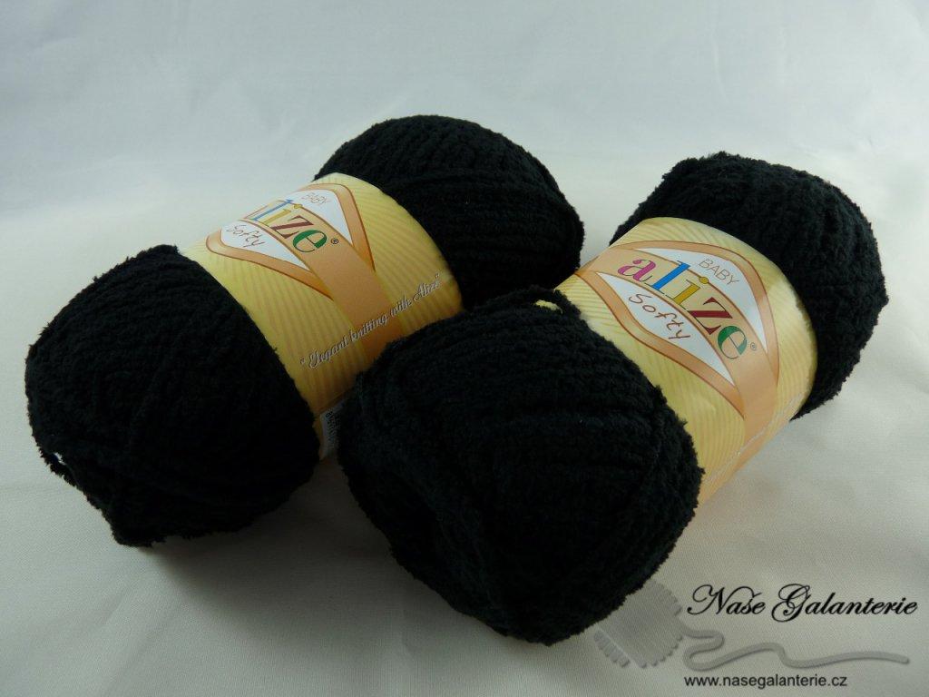 Softy černá 60