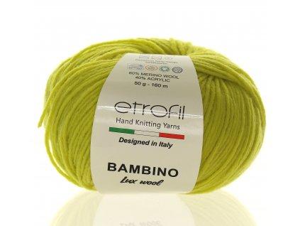 BAMBINO LUX WOOL 70211