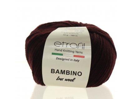 BAMBINO LUX WOOL 70317