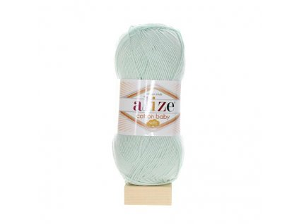 Cotton Baby Soft ledová modrá 514