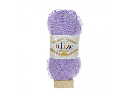 Cotton Baby Soft lila 547