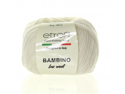 BAMBINO LUX WOOL 70017