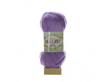 Alize Diva Baby fialová 43
