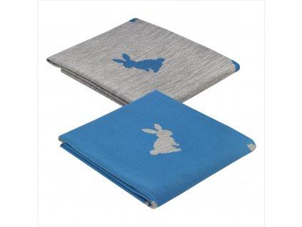 baby blanket 1010 indigo grey