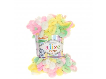 ALIZE PUFFY COLOR 5862 FULL