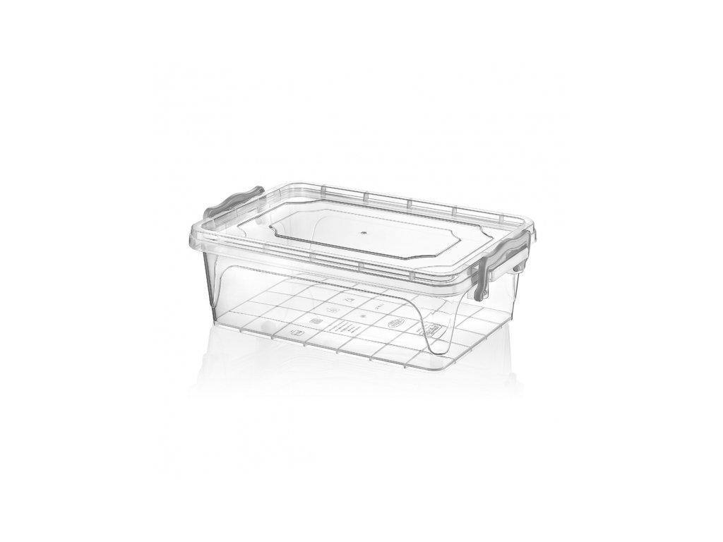 Plastový box Multi obdélník 2 l
