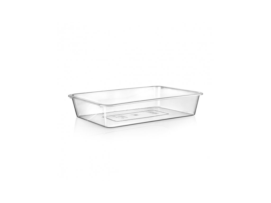Plastová miska 25 x 17 cm