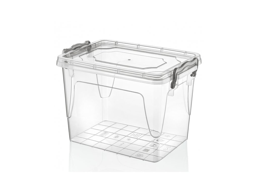 Plastový úložný box Multi obdélník 21 l