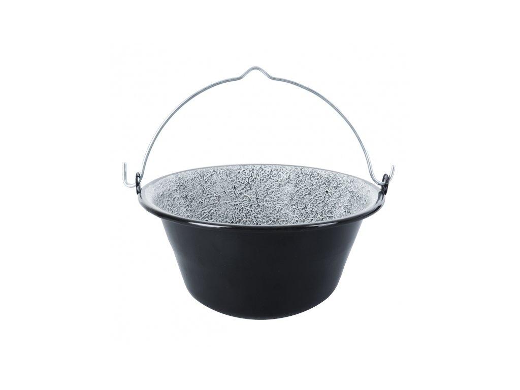 Smaltovaný kotlík na guláš 9,5 l