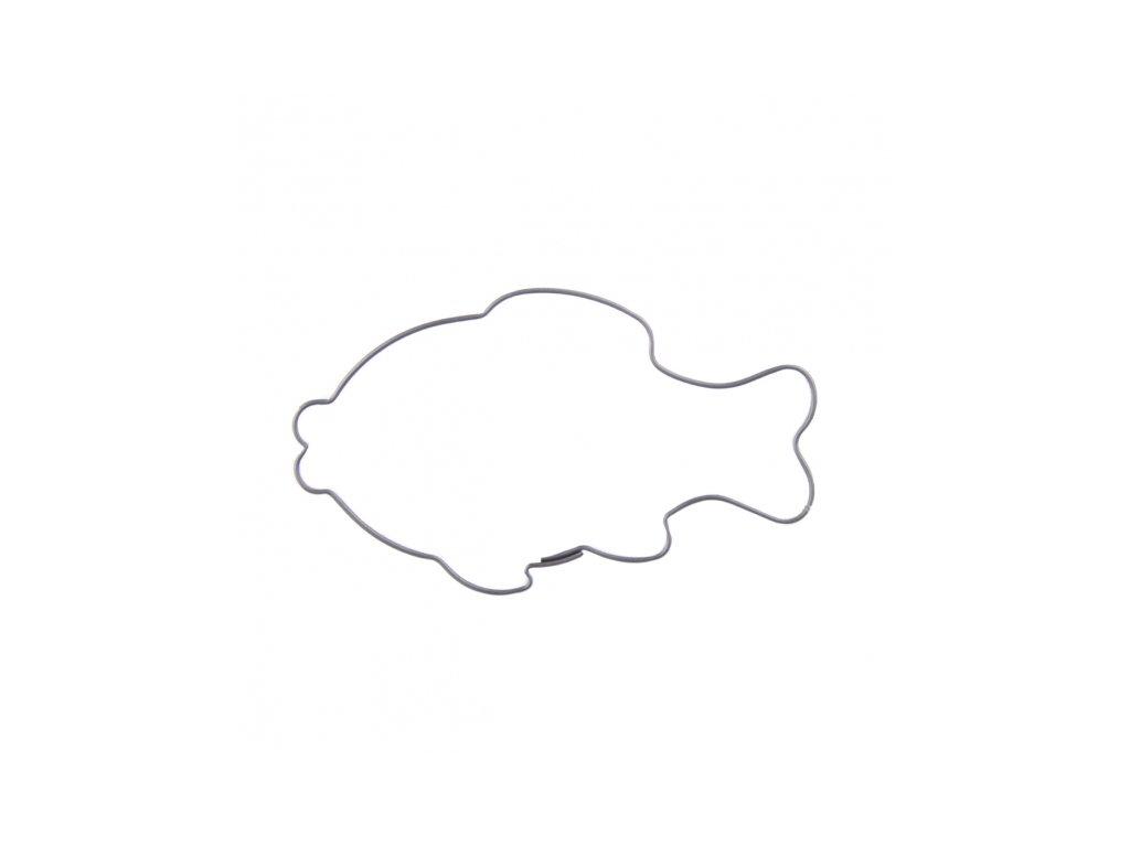 Nerezové vykrajovátko Ryba 5,4 x 3,3 cm