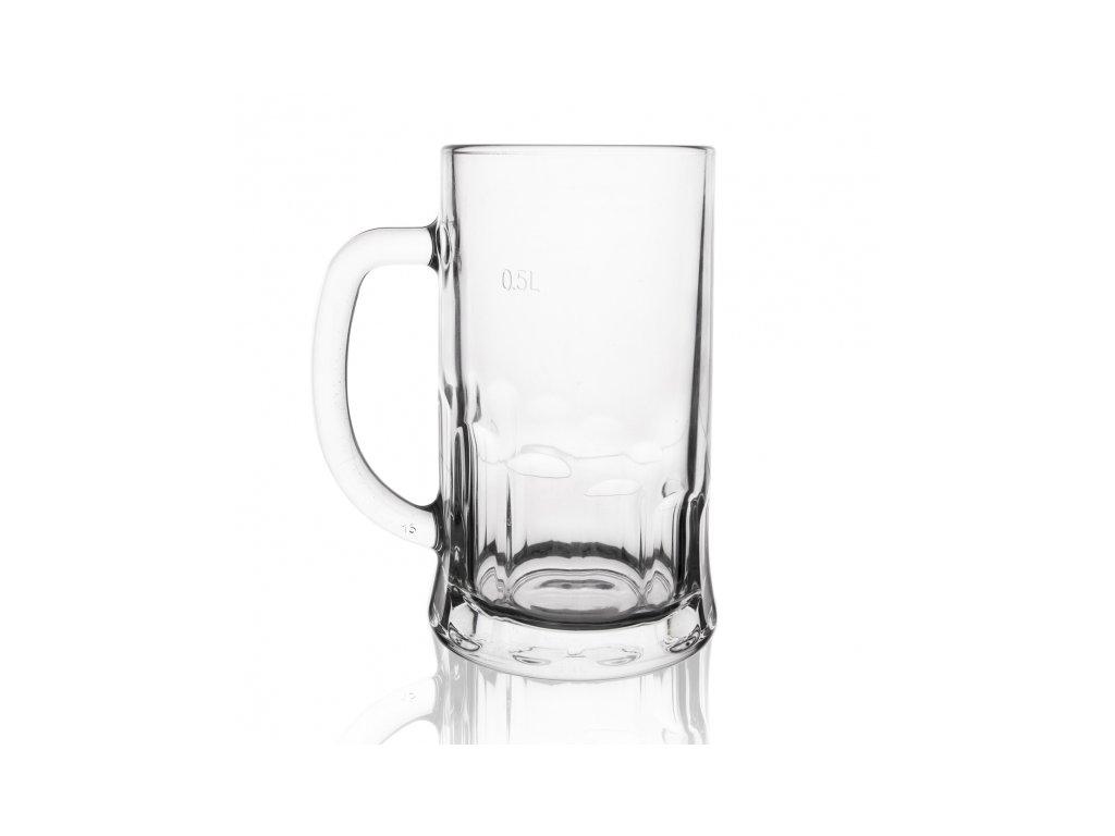 Pivní sklenice Bob 0,5 l