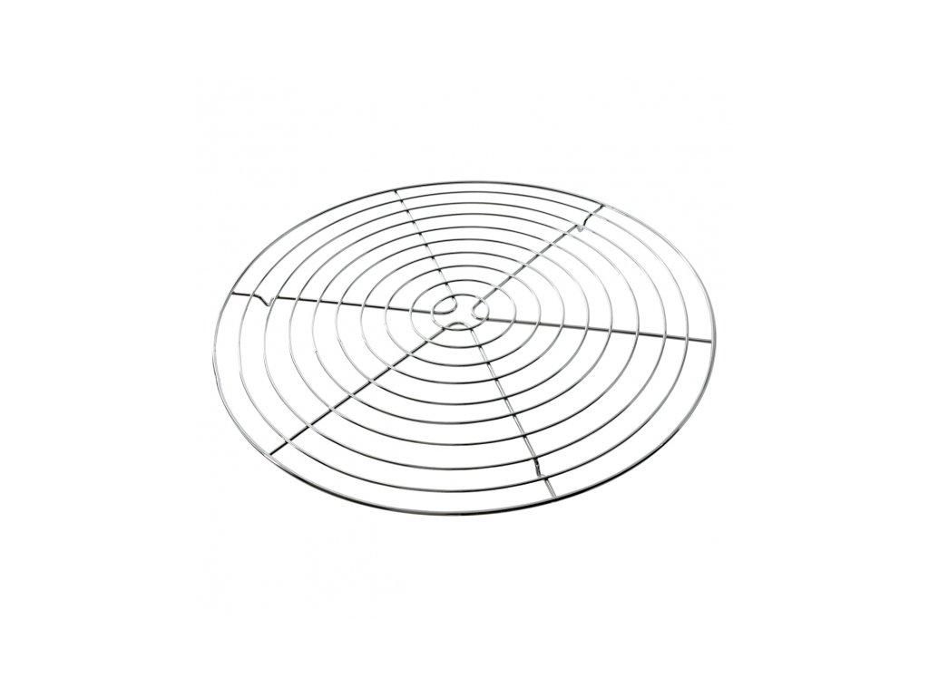 Drátěná podložka na cukroví 32,5 cm