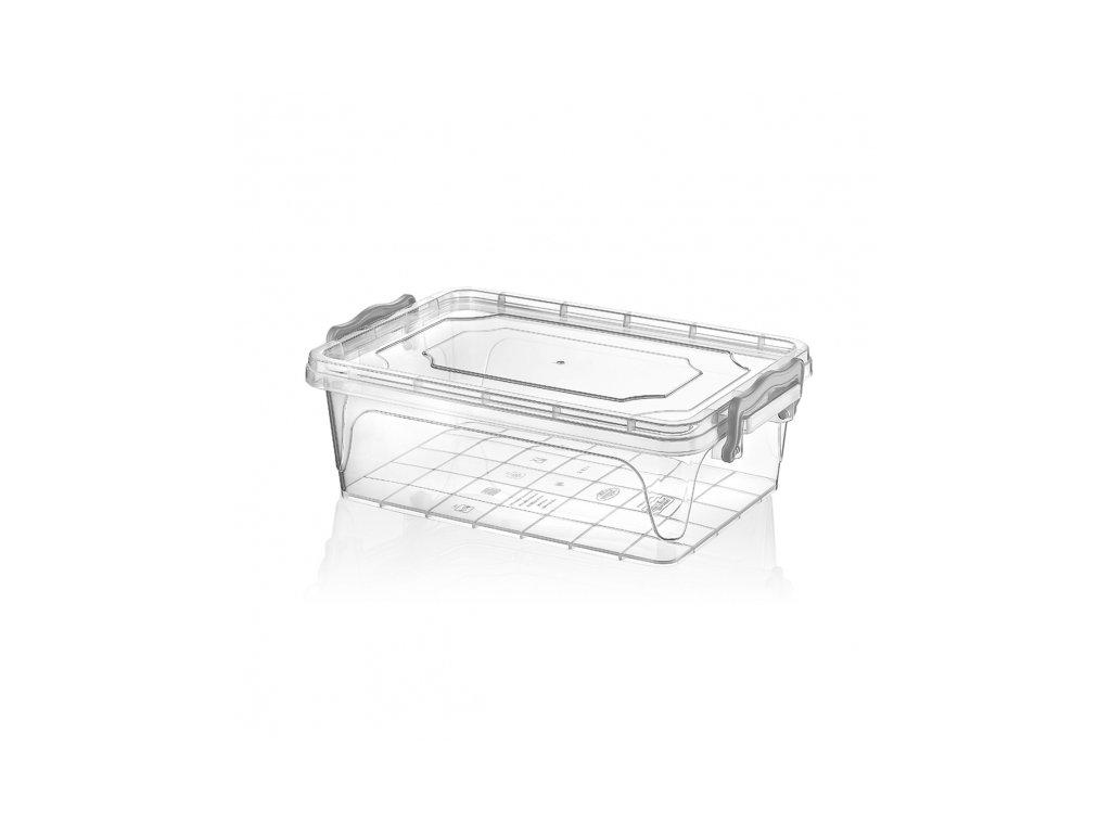 Plastový box Multi obdélník 0,6 l