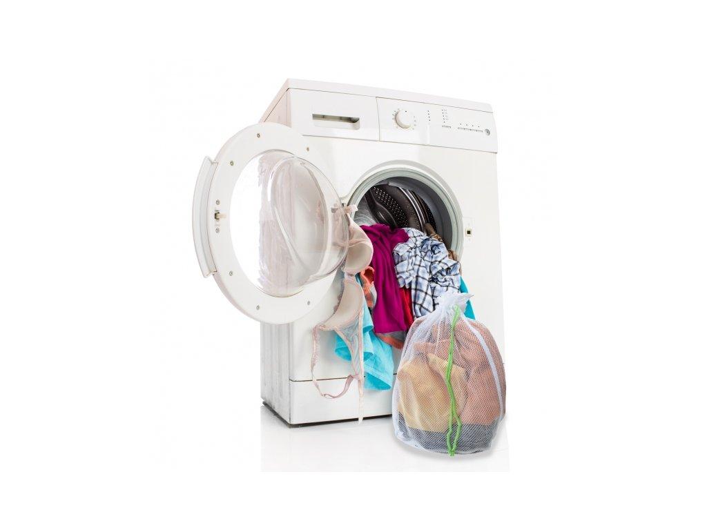 Sáček na praní prádla 44 cm