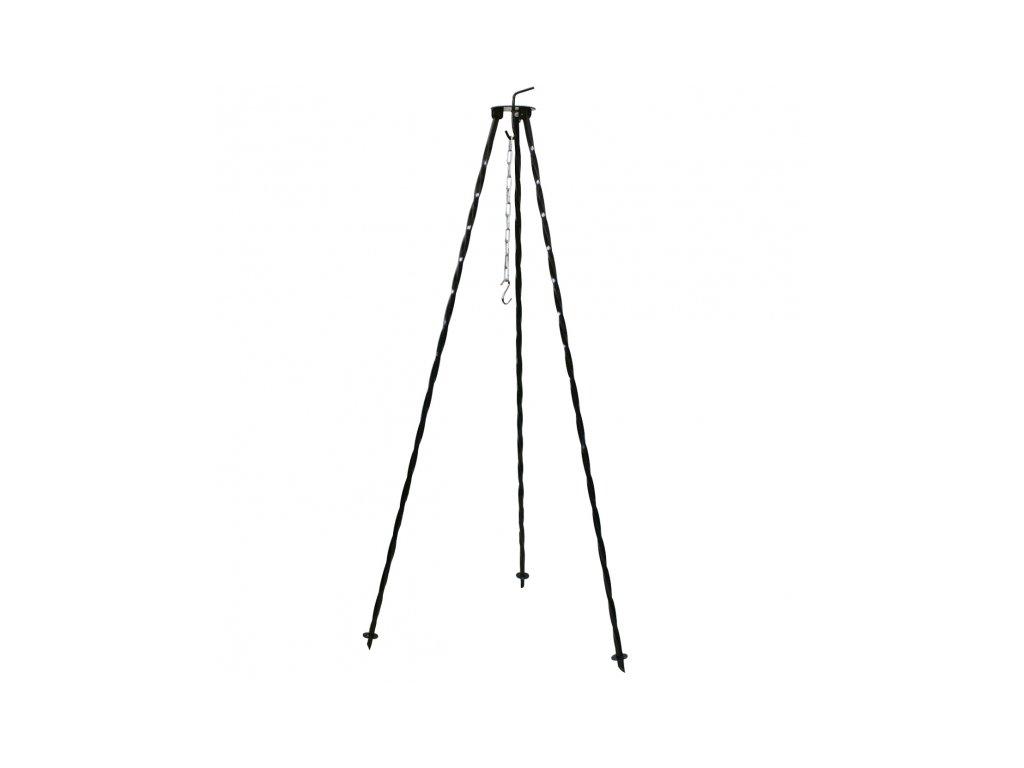 Litinová trojnožka na kotlík 120 cm