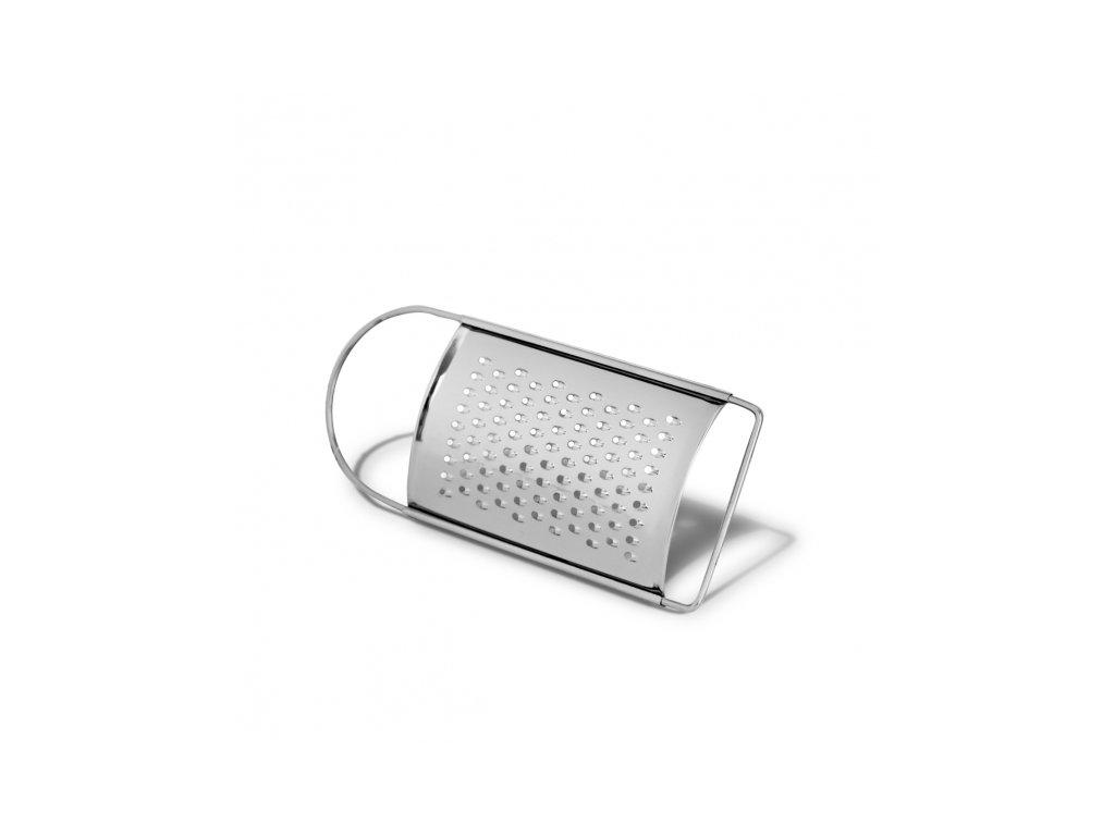 Nerezové mini struhadlo jemné 6 x 12,5 cm