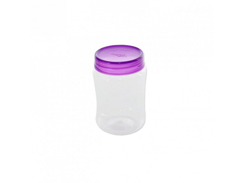 53076 plastova kuchynska doza s vikem 0 3 l