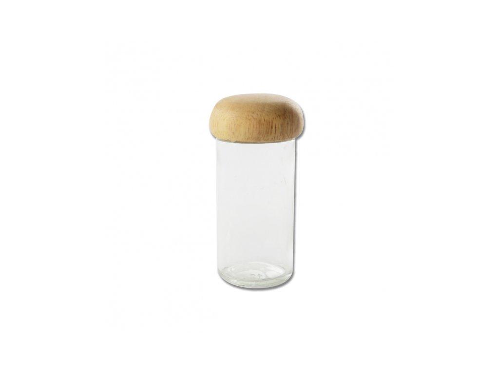 Kořenka sklo/dřevo 1 ks