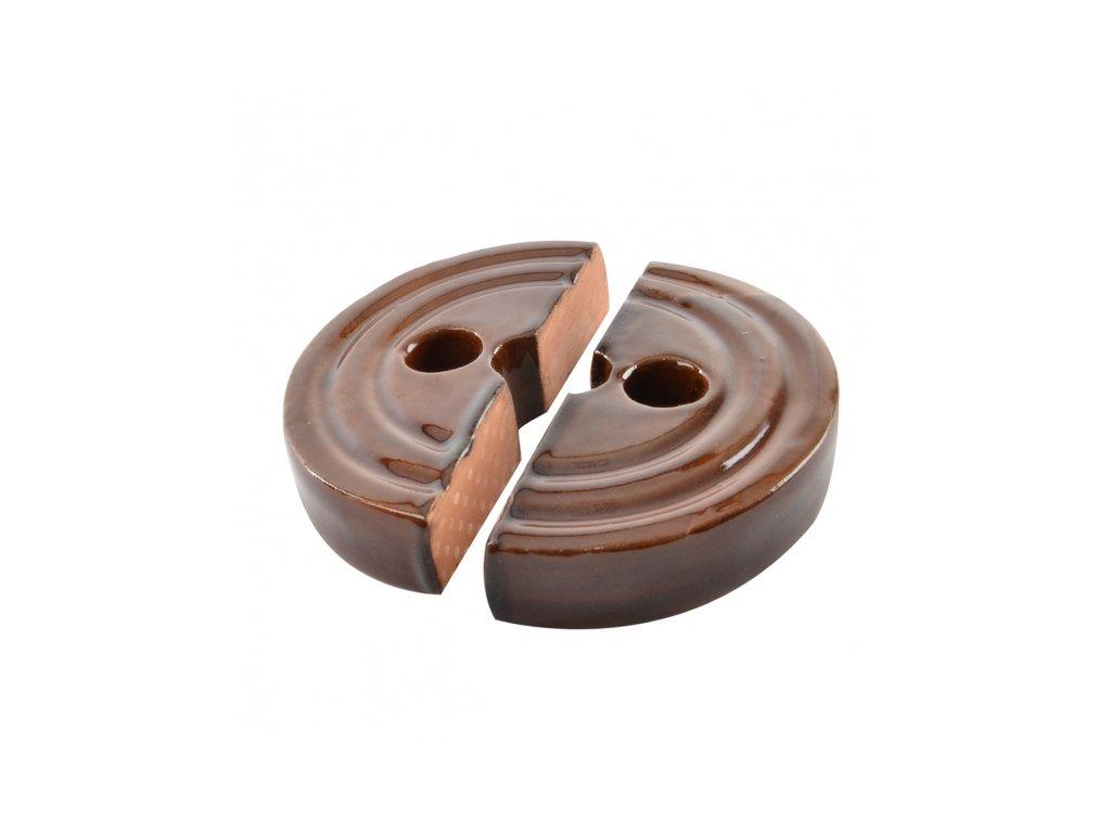 Keramické těžítko do sudu 24 cm