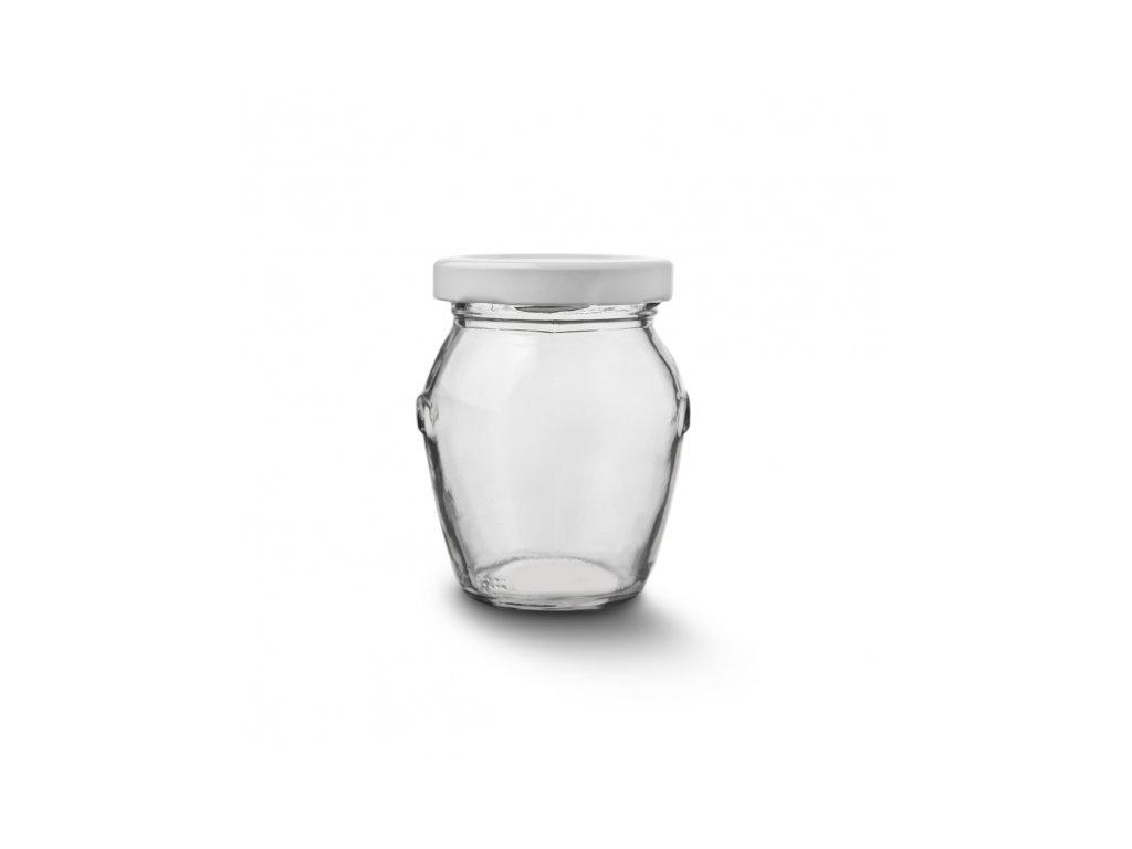 Zavařovací sklenice s víčkem 0,145 l