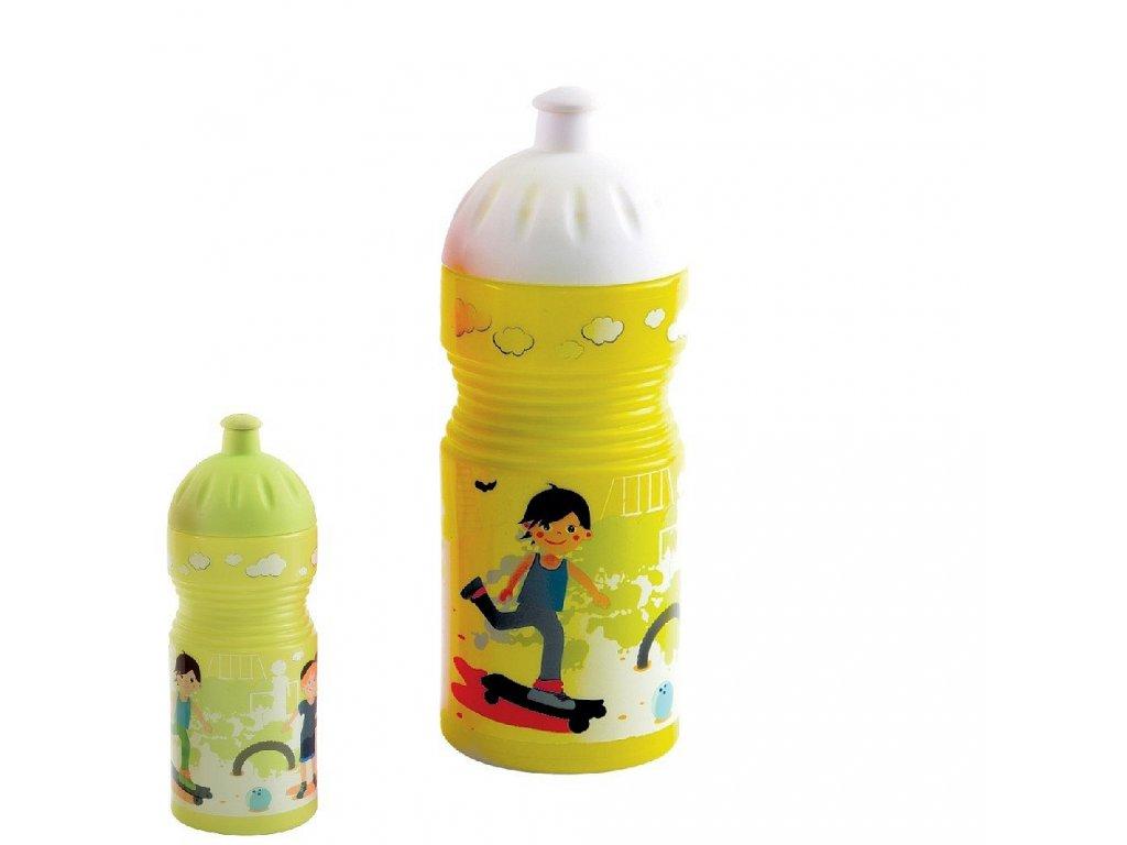 57288 plastova sportovni lahev boy 0 5 l