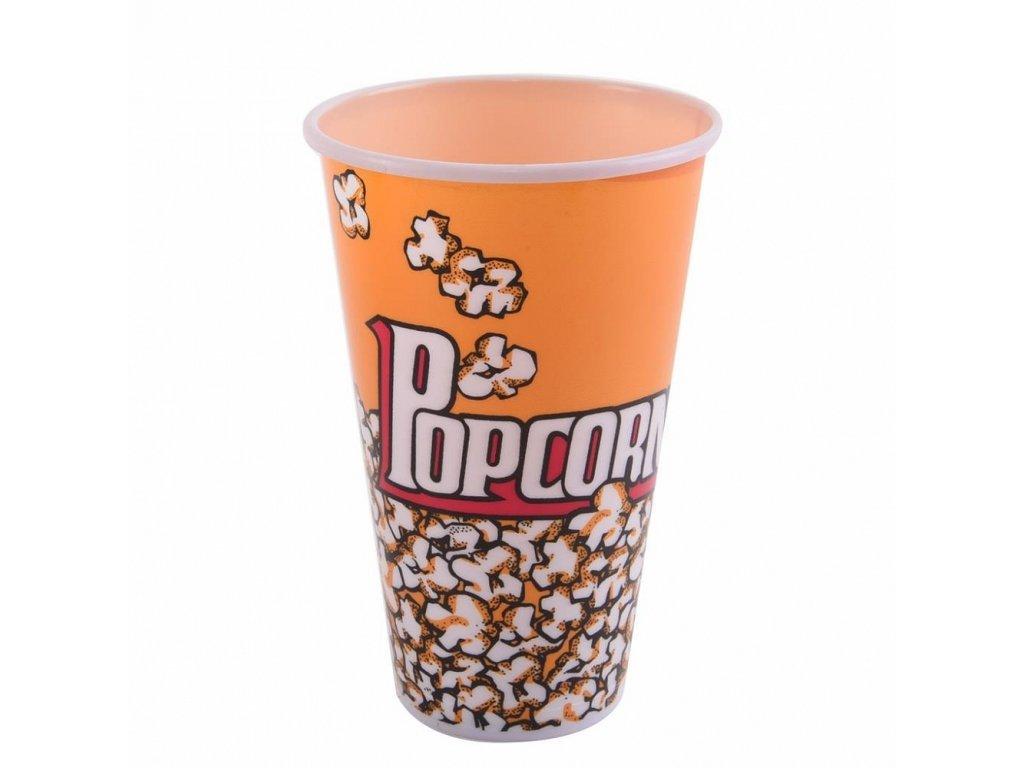 59556 plastovy pohar na popcorn 1 0 l