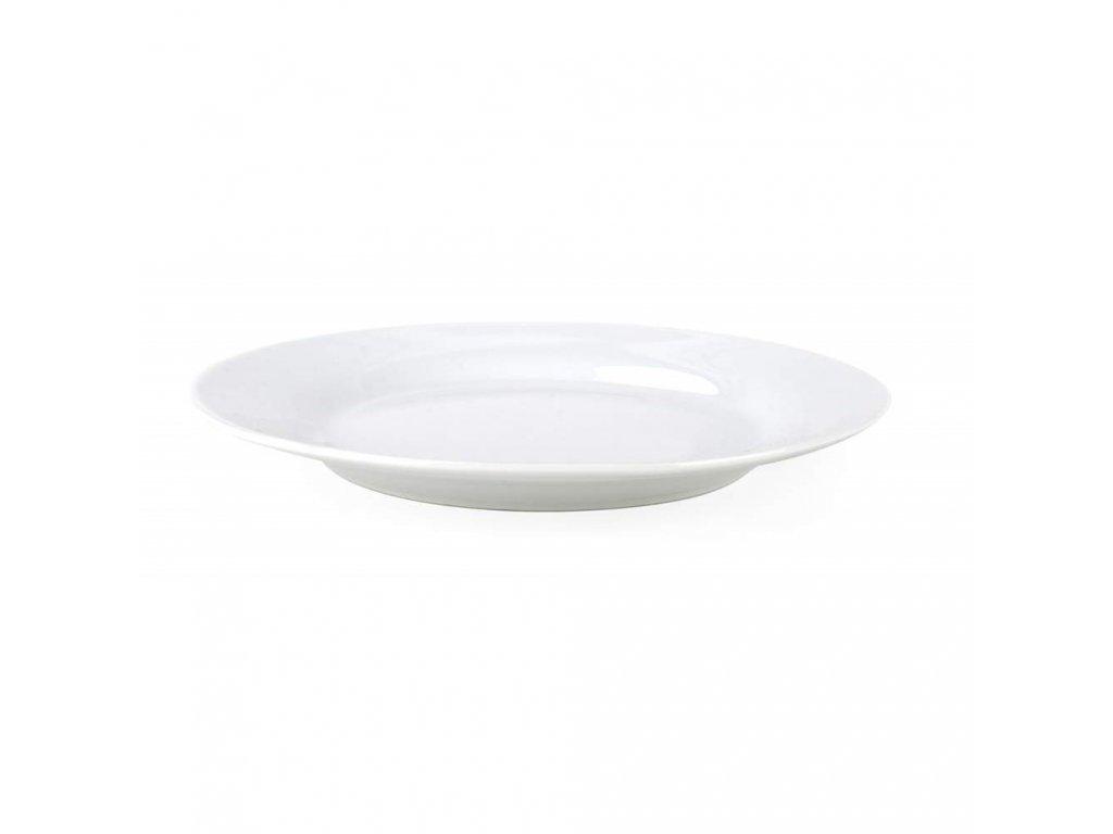 BANQUET Talíř porcelánový dezertní 19 cm, nedekorovaný