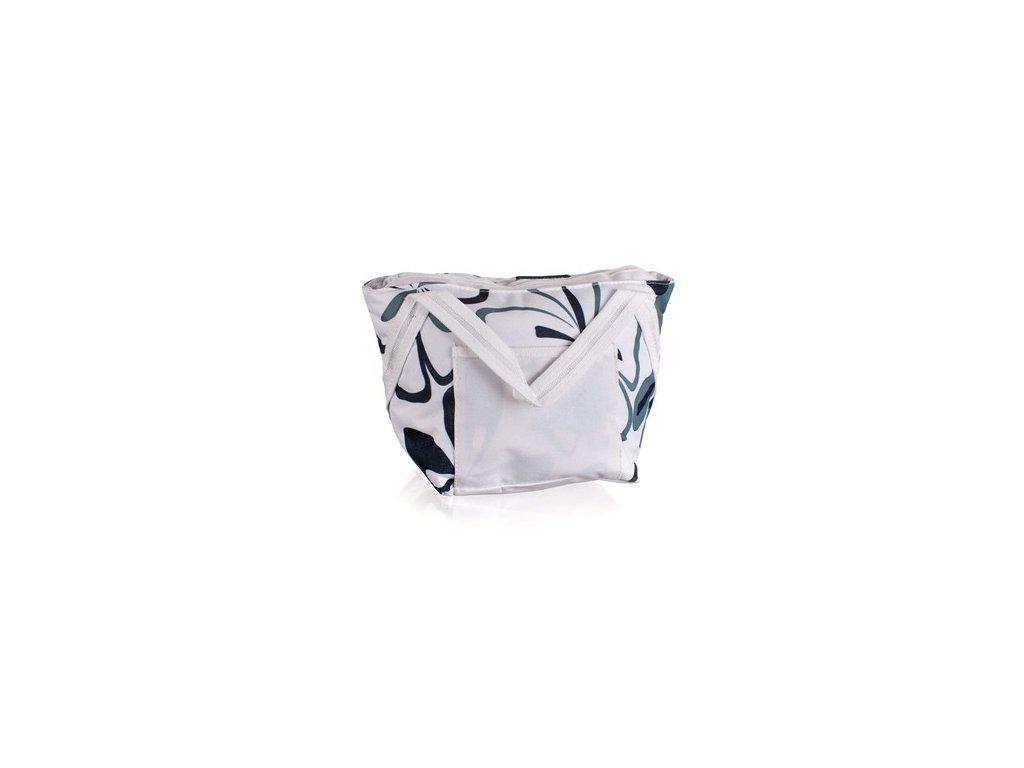 Chladící taška bílá, 8 l