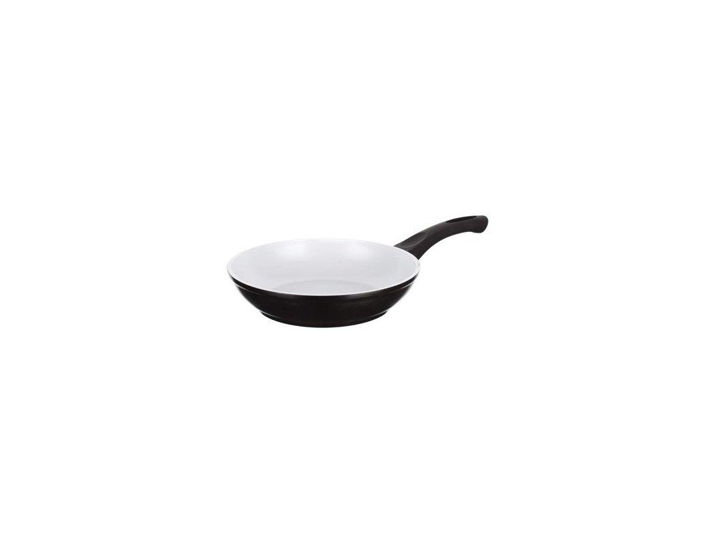 61506 5 banquet panev s keramickym povrchem culinaria black 20 cm