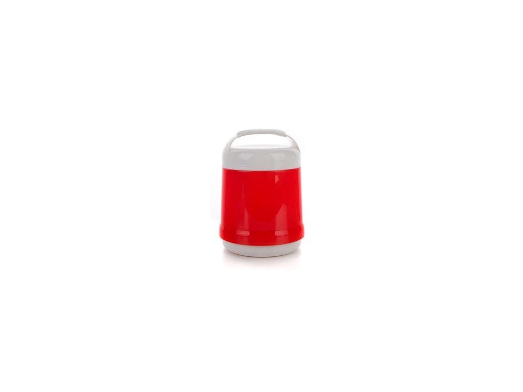 BANQUET Termoska plastová CULINARIA Red 1 l
