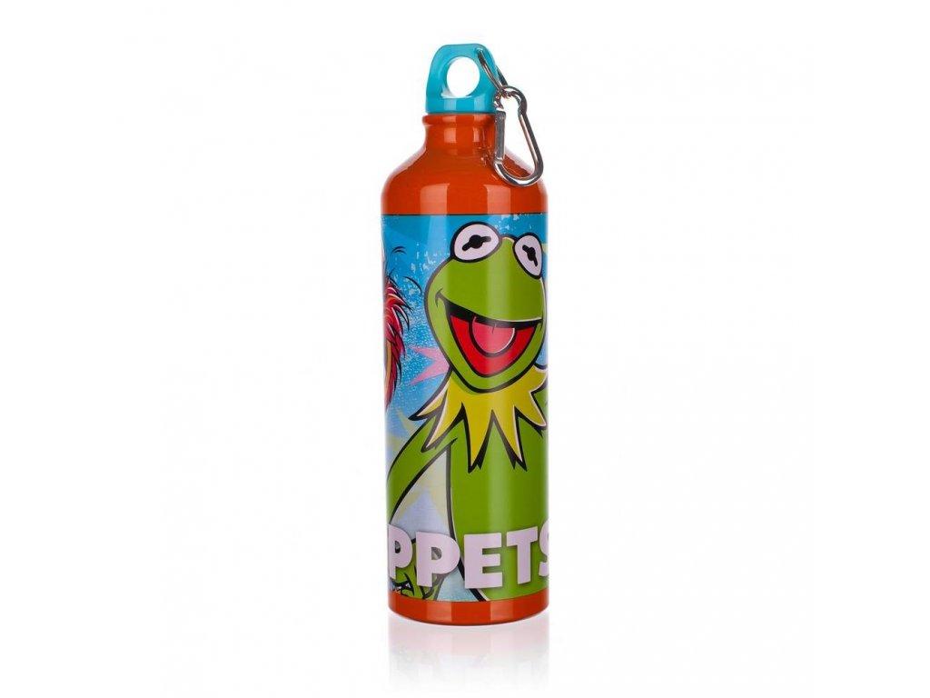Láhev hliníková MUPPETS 750 ml