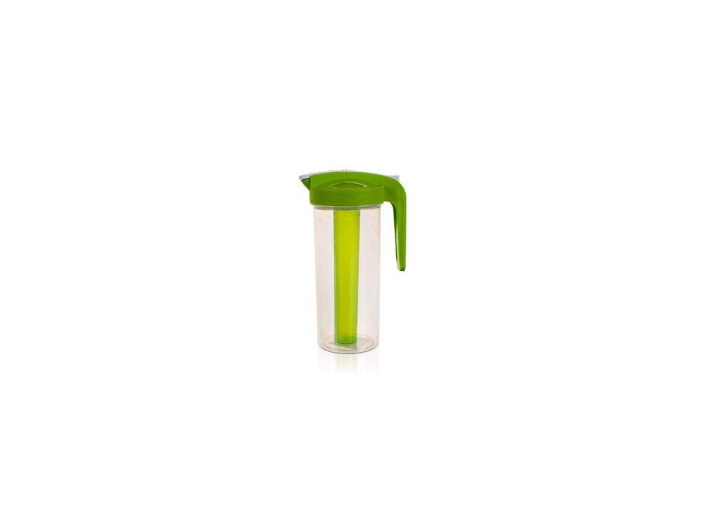 BANQUET Konvice plastová s chladící vložkou 1,4 l