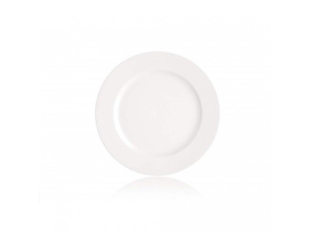 BANQUET Talíř porcelánový mělký AMBASSADOR 25 cm