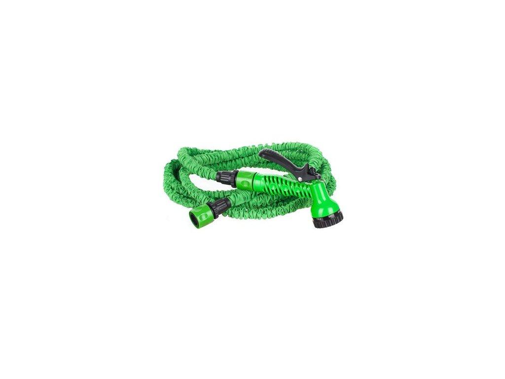 HAPPY GREEN Natahovací hadice 15m zelená