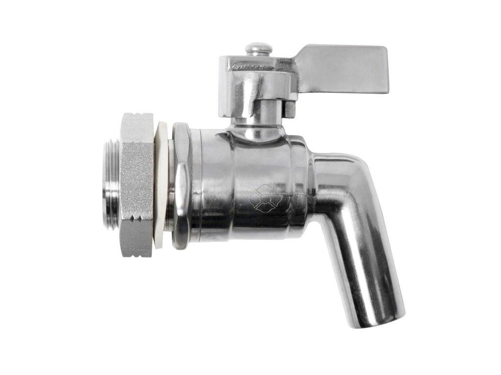 """Výpustný NEREZ ventil 3/4"""" pro zavařovací hrnce BIELMEIER"""